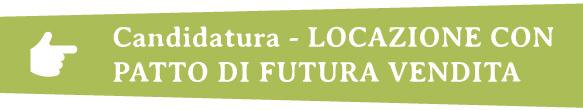 Borgo Sostenibile candidatura patto di futura vendita
